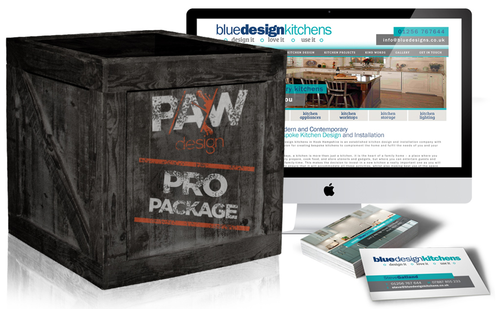 pro design packages